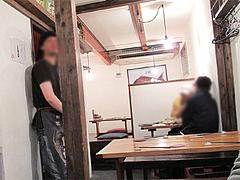 3店内:テーブル席・小上がり@海鮮居酒屋つねちゃん・姪浜