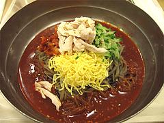 料理:ビビン冷麺730円@石焼ビビンバ&@石焼ビビンバ&冷麺ビビン亭・ゆめタウン久留米
