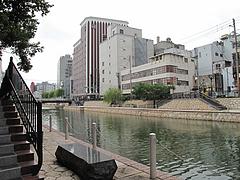 店内:店からの風景@博多川端商店街