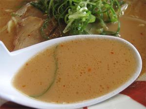 11ピリ辛ラーメンスープ@博多麺王