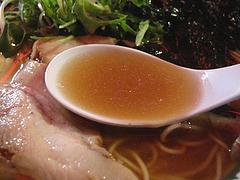 ランチ:美人ラーメンスープ@元祖長寿らーめん・城南区堤