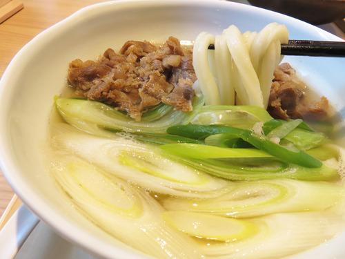 12肉うどん麺