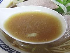 料理:みそラーメンスープ@勝龍軒・野間