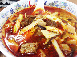 18四川牛肉麺@中国大明火鍋城