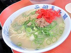 料理:ガンソのナシカタ@再開?元祖長浜屋