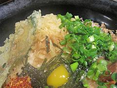 料理:山いもぶっかけの具@うどん・麺屋岩田