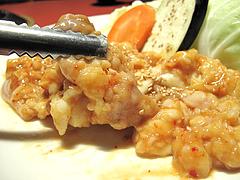 8ランチ:焼肉ランチ・ホルモン@焼肉万歳・薬院店