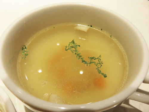 17コンソメスープ