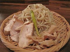 12ランチ:特製鶏つけそば850円@麺道はなもこし(花もこし)・薬院