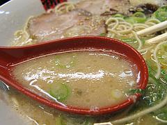 料理:ラーメンスープ@ラーメン新月・西新