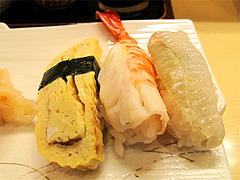 料理:寿司5@寿司 味処 河童・平尾