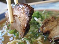 料理:味噌ラーメンチャーシュー@札幌ラーメンえぞっ子若久店