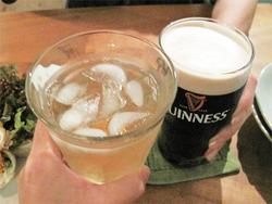 4乾杯@テラス&ミコー