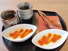料理:デザート@麺's蓮・那珂川