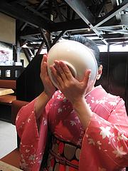 1ランチ:白味噌ラーメン完食@味の時計台・福岡筥松店
