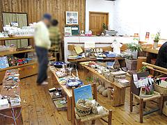 店内:フェアトレード雑貨・小物@カフェ・ムッシュドムニィー・小郡