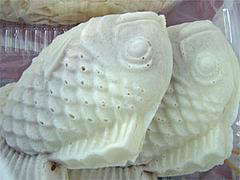白いたいやきs@白い鯛焼き(たいやき)の武屋・久留米