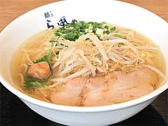 塩ぱしゃ麺680円@麺's ら・ぱしゃ・那珂川店