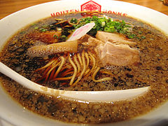 10ランチ:中洲ブラック@ホウテン食堂・奉天本家・中洲