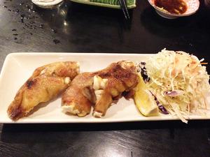6豚足(てびち)の塩焼き@海鮮居酒屋久茂地