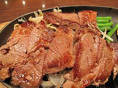 料理:ビーフステーキ@やよい軒・天神2丁目店