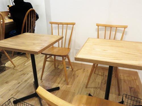 7テーブル席