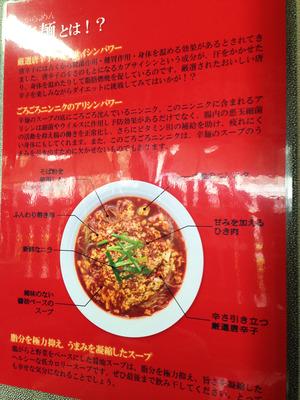 10説明しよう@辛麺屋司