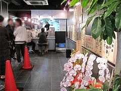 店内:行列@らーめん大・福岡・大橋