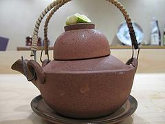 9和食・鰻:松茸と鱧の土瓶蒸し@中洲しか野・う奈ぎ(うなぎ)道場・松戸