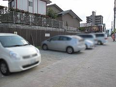 21外観:駐車場@ラーメンTAIZO(タイゾー)那珂川店