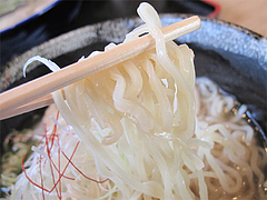 料理:中華そば麺@麺's蓮・那珂川