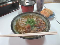 12外観:肉そば370円@古流さぬきうどん・むら・博多区東光