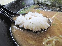 13店内:ラーメンスープライス@濃厚豚骨醤油ラーメン・無邪気・七隈