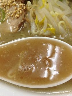 6もやしラーメンスープ@博多長浜風び(風靡)