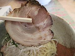 料理:つけ麺チャーシュー@一龍・小倉駅前