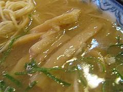 10料理:ラーメンメンマ@元祖赤のれん節ちゃんラーメン野間店