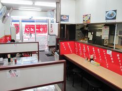 3店内@博多龍龍軒・長浜店