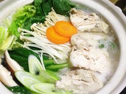 21鶏鍋@旅館・四つ葉