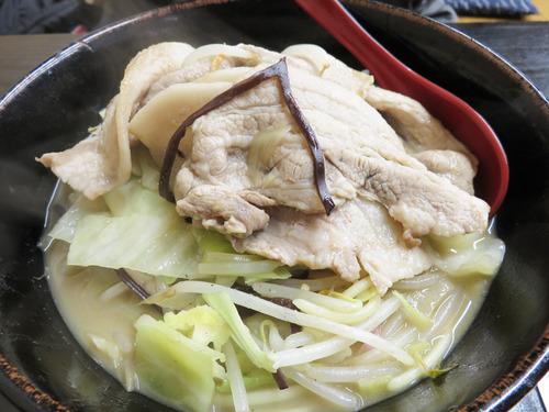 5肉チャンポン830円