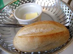 ランチ:パロマのハンバーグのパン@パロマグリル・天神