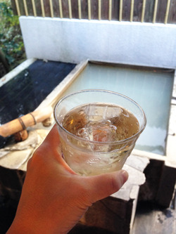 10風呂しゅわ@旅館・四つ葉