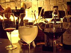 Gohの屋根裏部屋でワイン@西中洲Goh(ゴー La Maison de la Nature Goh)