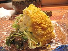 6食事:ポテトサラダ@食事処きむら(木村)・中洲・和食