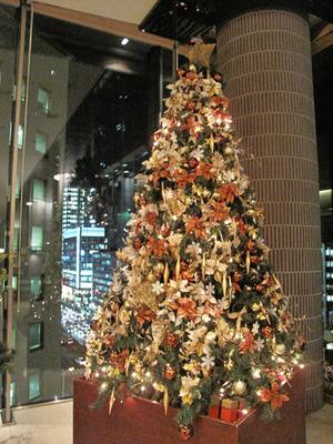 1クリスマスツリー@炉端焼たら福