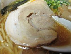 8おいしいチャーシューらーめん味噌麹肉@烏骨鶏ラーメン麹屋