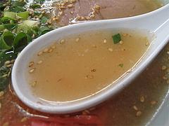 料理:ラーメンスープ@中華万来