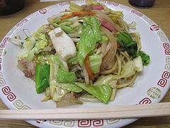 料理:皿うどん600円@中華麺家・王福園・井尻