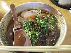 料理:ラーメン細麺550円@ラーメン極み