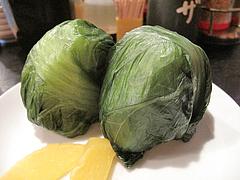 12ランチ:高菜おにぎり200円@トン骨野郎てつ屋・ラーメン居酒屋