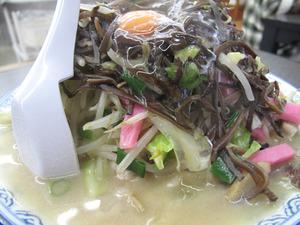 8特製ちゃんぽん野菜大盛りとは@井手ちゃんぽん小戸